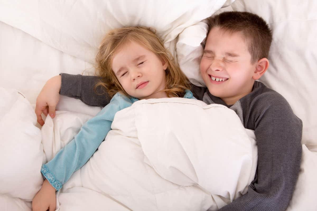 kako staviti djecu na spavanje bez stresa