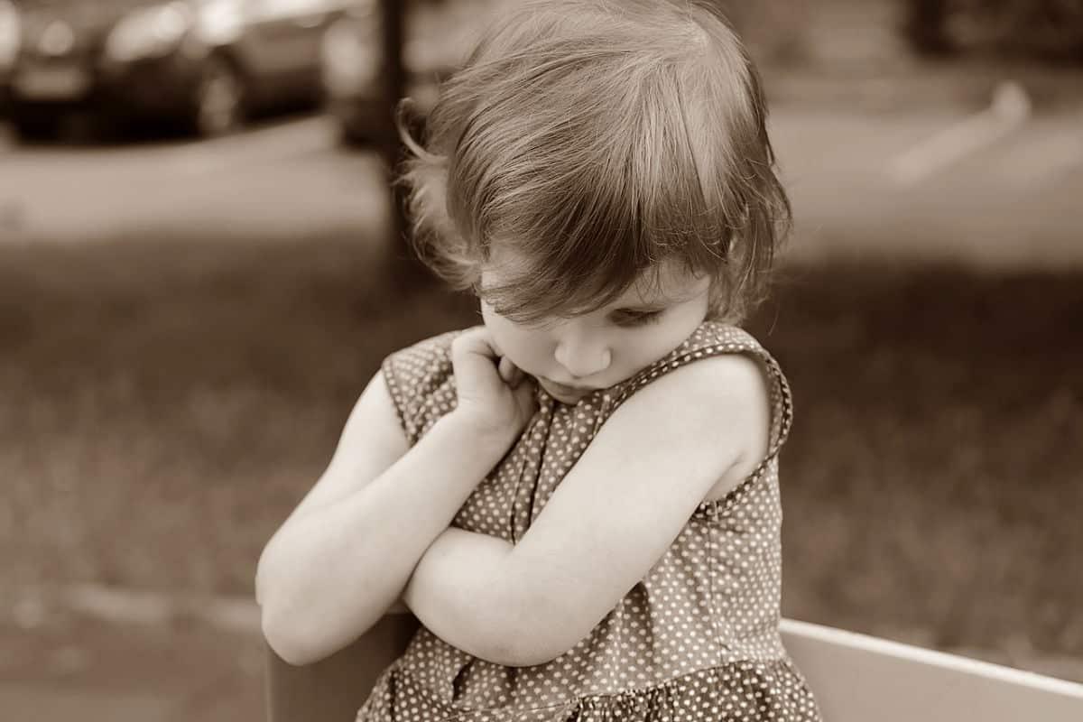 Sramežljivo dijete