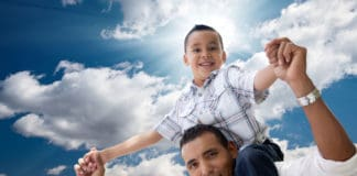 Uloga oca u odgoju