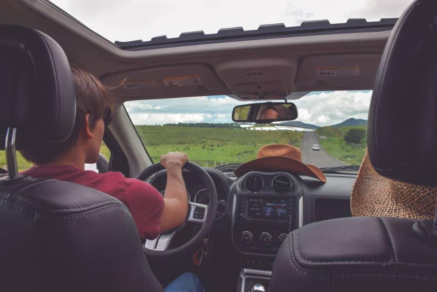 sigurnost u autu