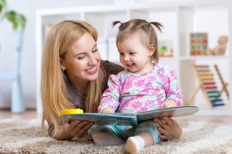 Čitanje djeci