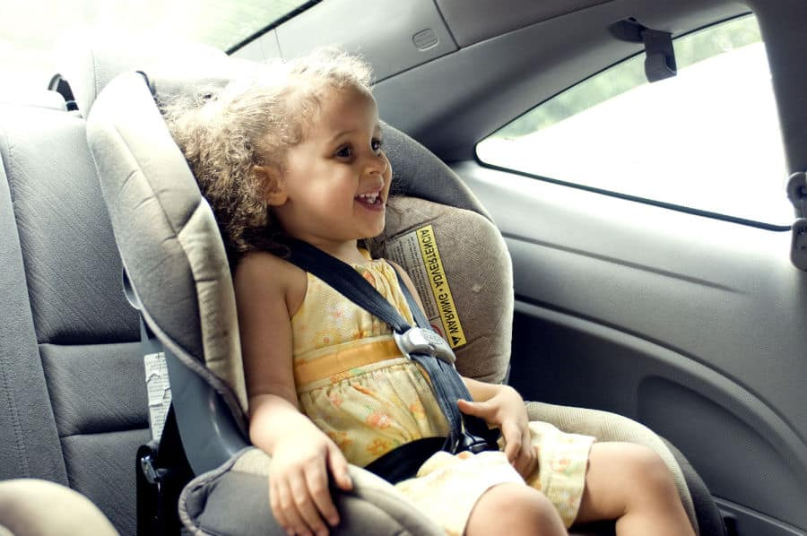 sigurnost djece u automobilu