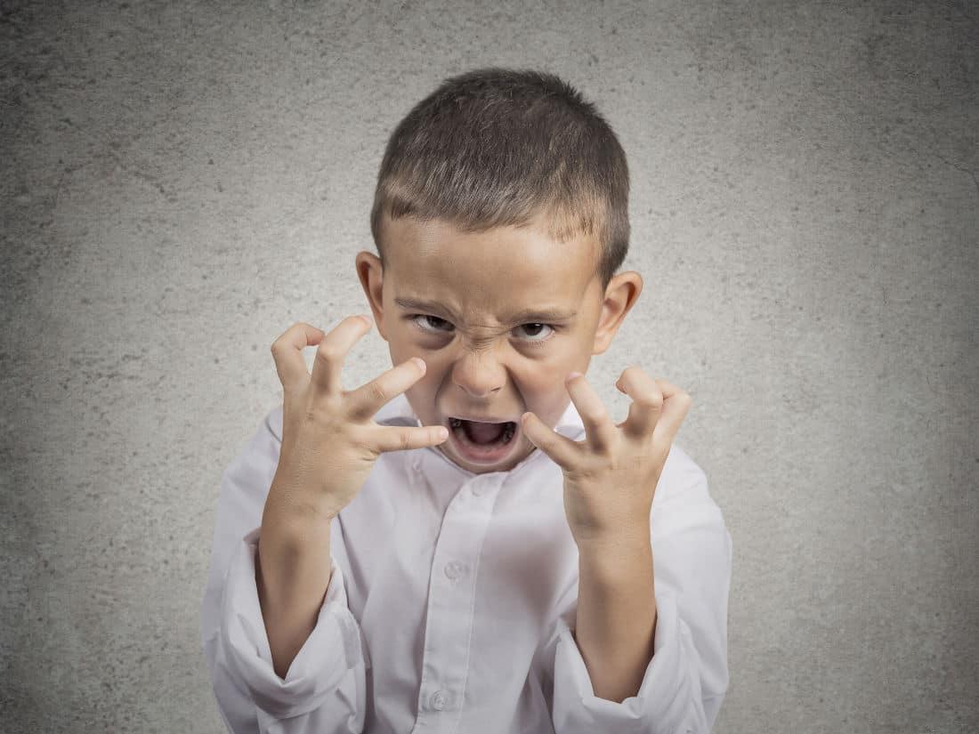 Što kada vas dijete udari?
