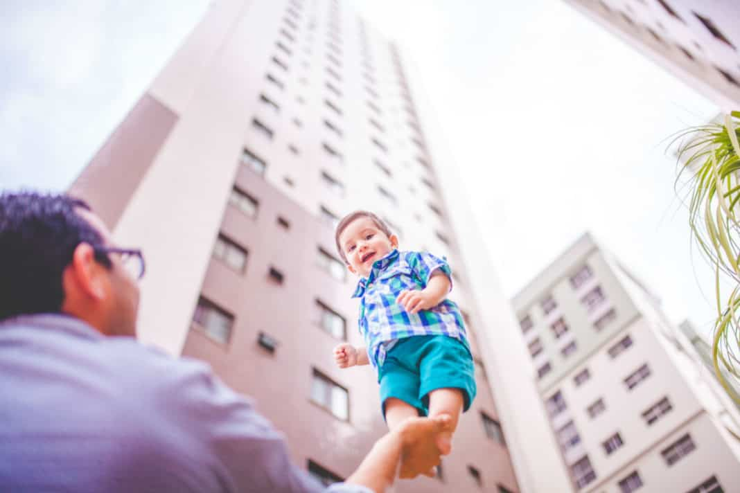 Uloga oca na porodu