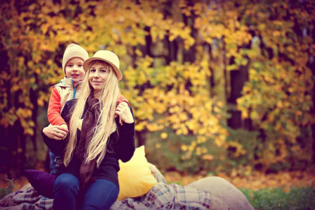 dijete u parku