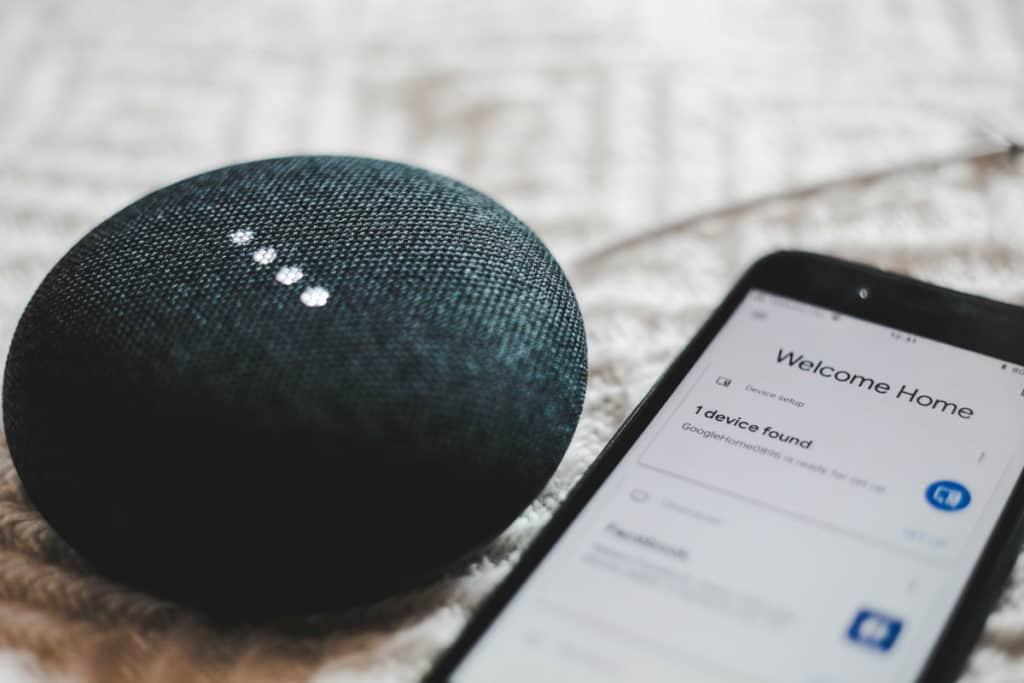 google home i mobitel