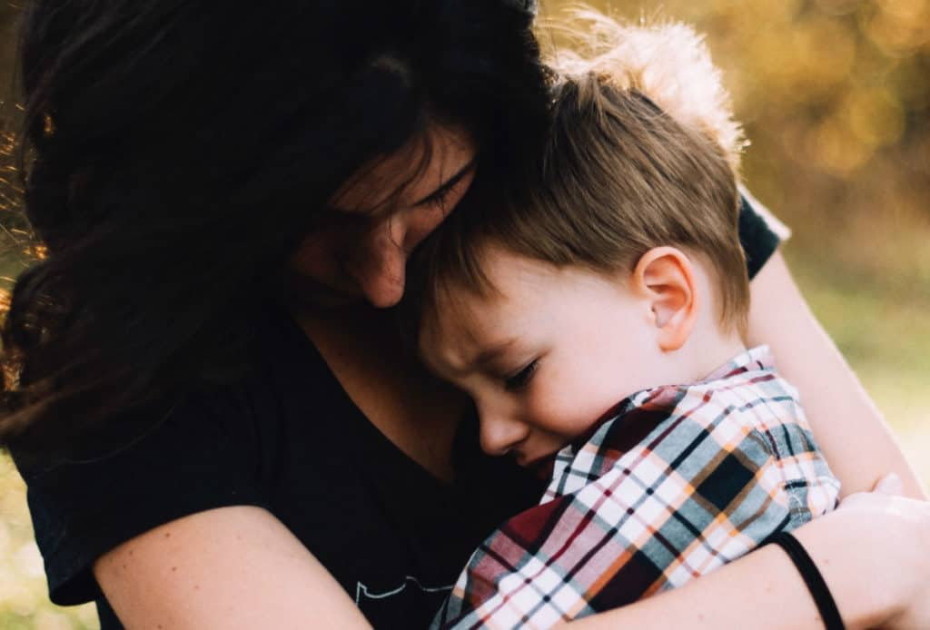 utjeha roditelja