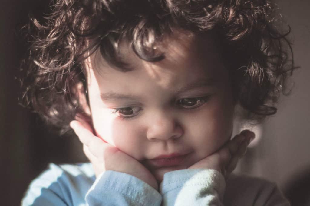 dijete ne razumije kada kazemo ne