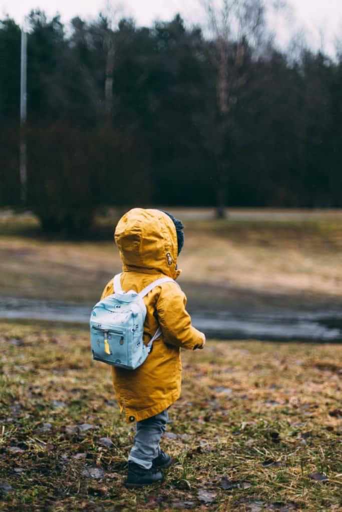 odgoj samostalne djece
